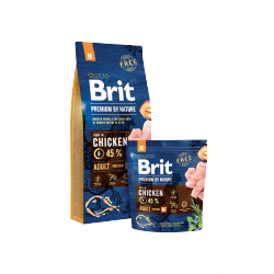 Brit Premium by Nature Junior