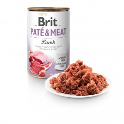 Brit Paté & Meat Bárány 400g