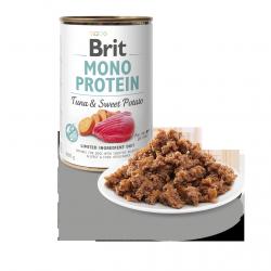 Brit Mono Protein Tonhal & édesburgonya 400g