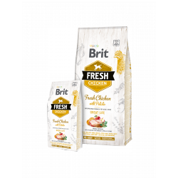 Brit Fresh csirke és burgonya