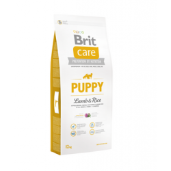 Brit Care Puppy All Breed  -  bárány és rízs Hypoallergenic