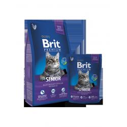Brit Premium Cat Senior