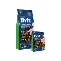 Brit Premium by Nature Junior
