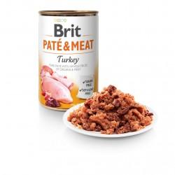 Brit Paté & Meat Pulyka 400g