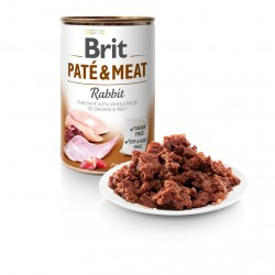 Brit Paté & Meat Nyúl 400g