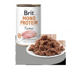 Brit Mono Protein Pulyka 400g