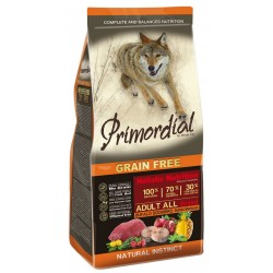 Primordial GF ADULT - bivaly és makréla 12kg