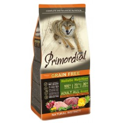 Primordial GF ADULT - szarvas és pulyka 12 kg